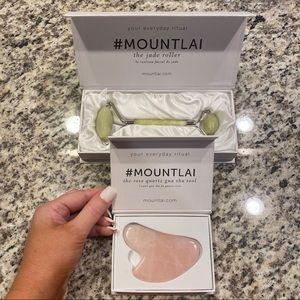 Mount Lai • The Jade Roller & Gua Sha Tool EUC